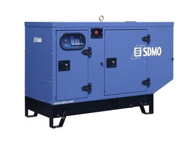 инструкция по эксплуатации Sdmo T16k - фото 5