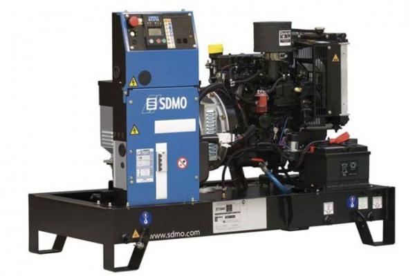 инструкция по эксплуатации Sdmo T16k - фото 2